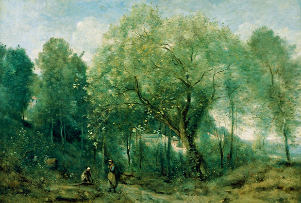 Taipei Palace Museum Musée d'Orsay Art Exhibition Romanticism  Yalan雅岚 黑摄会